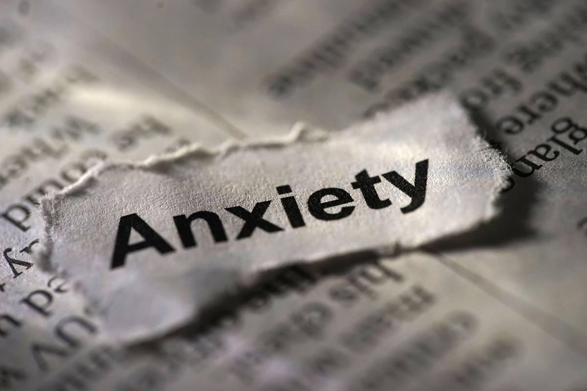 Anxiety as a diabetic