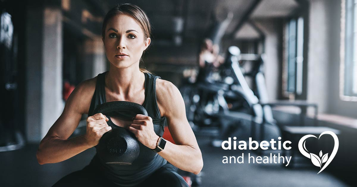 Training and Type 1 Diabetes