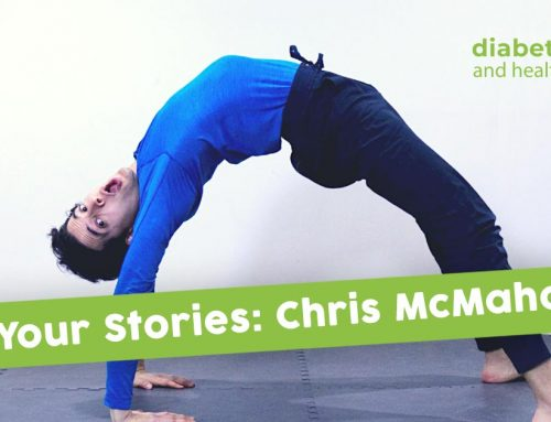Your Stories: Chris McMahon